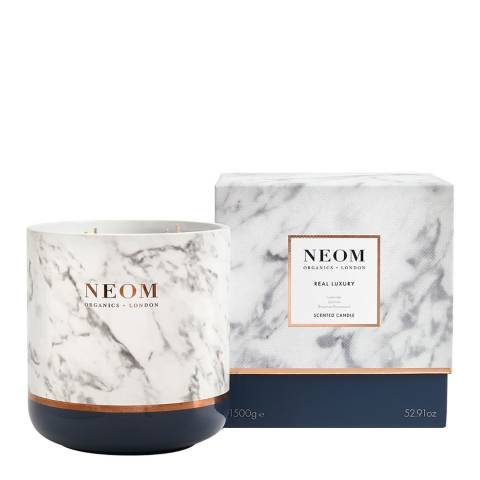 NEOM ORGANICS Ultimate: Real Luxury Scented 4 Wick Candle