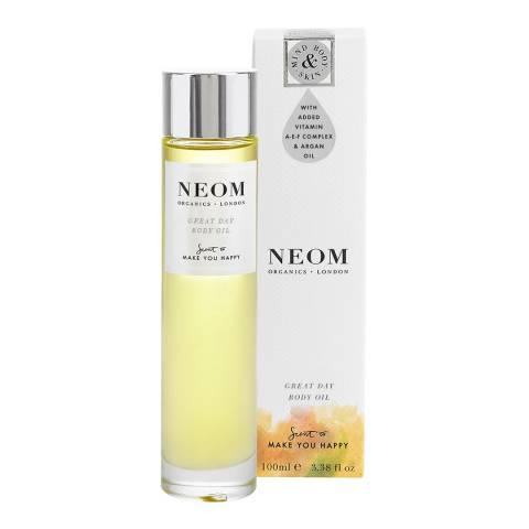 NEOM ORGANICS Great Day Body Oil 100ml