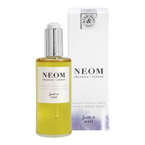 NEOM ORGANICS Perfect Night's Sleep Bath & Shower Drops 100ml