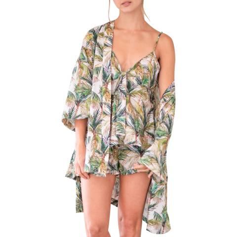 The Lazy Poet Lola Breezy Palms Kimono