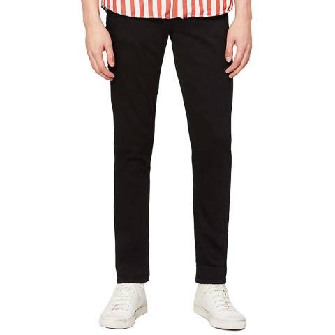 J Brand Navy Tyler Taper Stretch Jeans