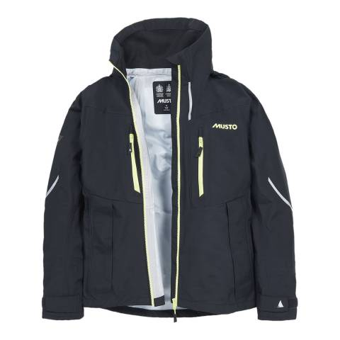 Musto Black Race Lite Jacket