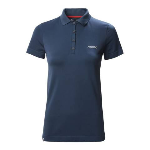 Musto Navy Performance Polo