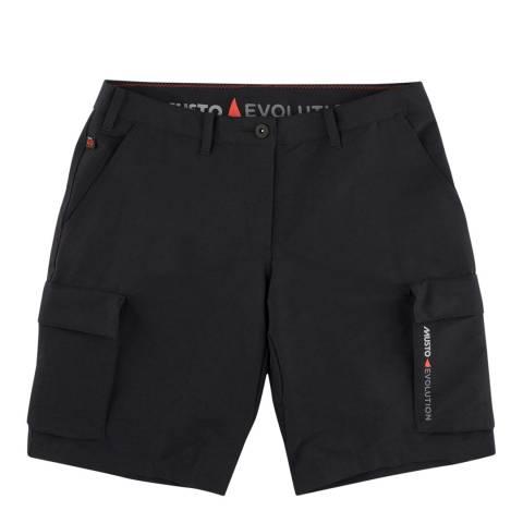 Musto Women's Black Evo Pro Lite Shorts
