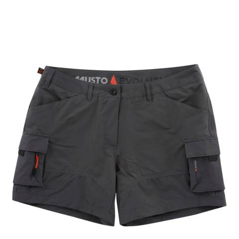 Musto Charcoal Deck Short
