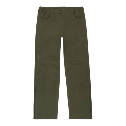 Musto Dark Green Keepers Westmoor Trousers