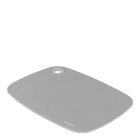 Salter Cool Grey Kitchen Essential Chopping Board