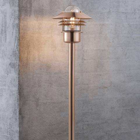 Nordlux Copper Blokhus Garden Post Light