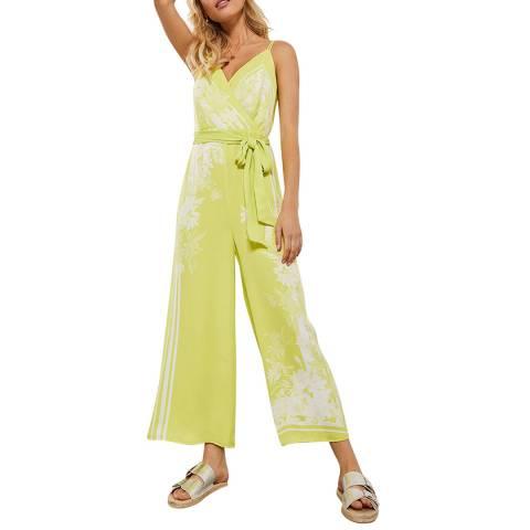 Mint Velvet Rose Neon Print Jumpsuit