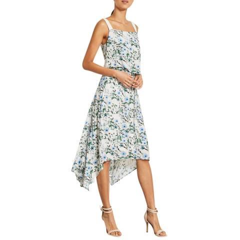 Mint Velvet Lucy Print Layered Dress