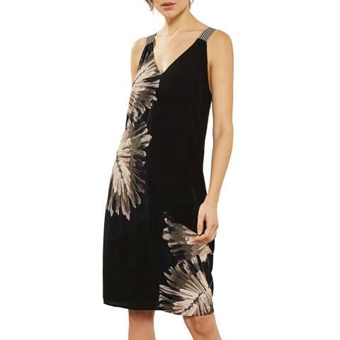 Mint Velvet Summer Print Cocoon Dress