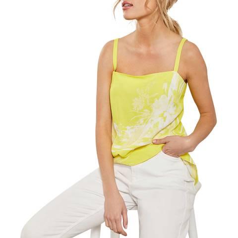 Mint Velvet Rose Neon Print Tie Back Cami