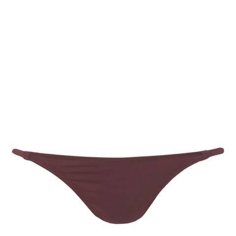 Melissa Odabash Walnut Mexico Bikini Bottom