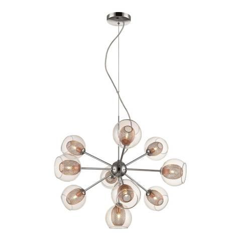 Serene Lighting Keynsham 10-Light Sputnik Chandelier
