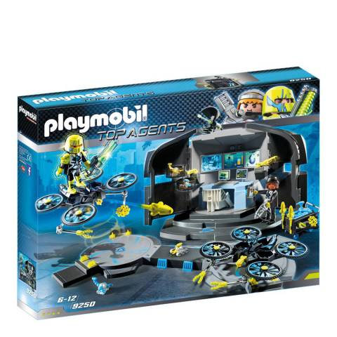 Playmobil Dr. Drone's Command Base