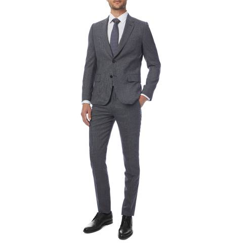 PAUL SMITH Grey Tailored Fit Suit