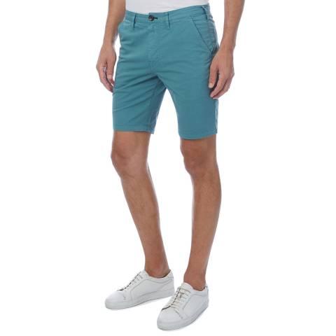 PAUL SMITH Blue Regular Shorts