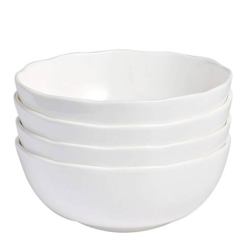 Soho Home Scalloped Soup/Cereal Bowls
