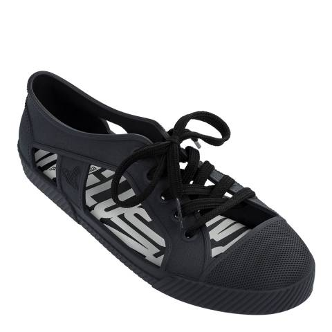 Vivienne Westwood for Melissa Black VW Brighton Sneaker