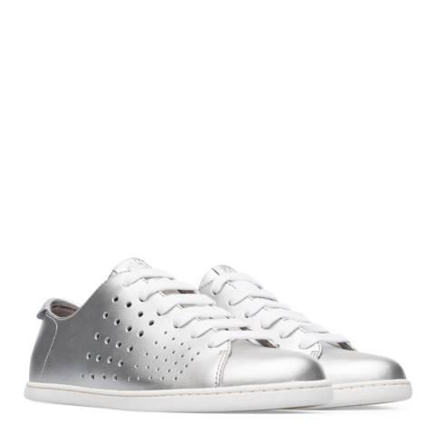 Camper Grey Natural TWS Tennis Sneakers