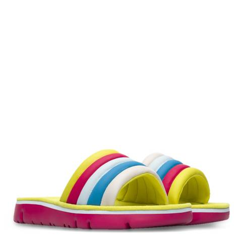 Camper Multi Colour Assorted TWS Sandals