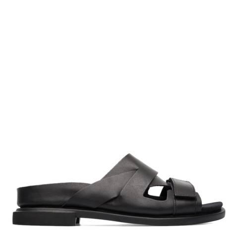 Camper Black Eda Women Sandals