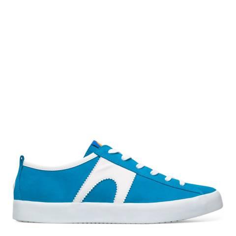 Camper Bright Blue Imar Copa Sneakers