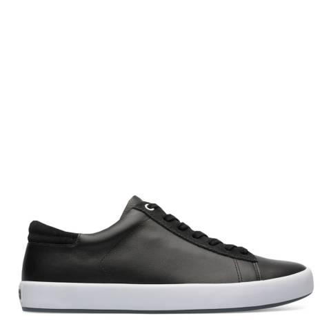 Camper Black Suede Andratx Sneakers