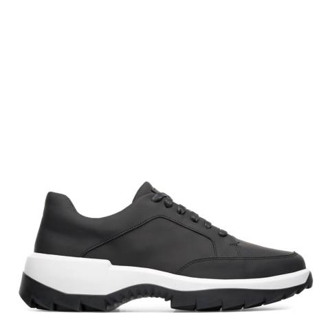 Camper Black & White Helix Sneakers