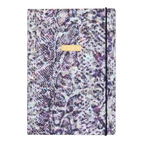 Notebook Collection A5 Snake Skin Notebook