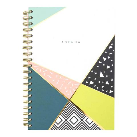 Notebook Collection B5 Wiro Linear Notebook