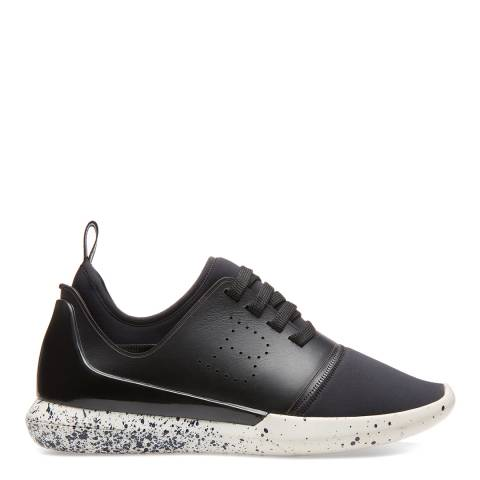 BALLY Black Synthetic Avelle Sneakers