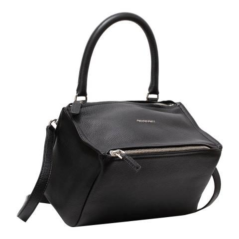 Givenchy Black Small Pandora Leather Bag