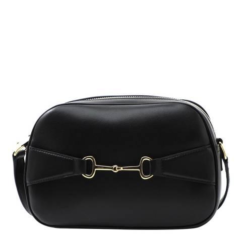 Celine Black Crecy Leather Bag