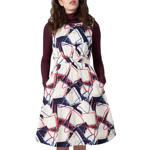 Emily and Fin Abstract Handbag New Lucy Dress