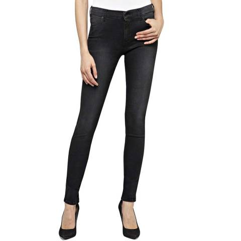 Replay Black Stella Skinny Stretch Jeans