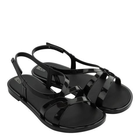 Zaxy Romantic Sandal Black