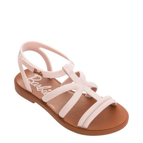Ipanema Kids Ivory Barbie Sandals