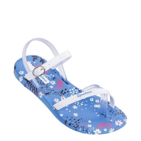 Ipanema Kids White Fashion Sandals