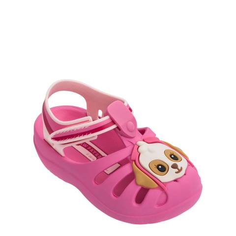 Ipanema Baby Pink Paw Patrol Sandals