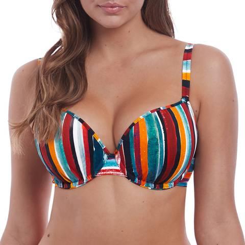 Freya Multi Bali Bay Uw Bandless Deco Bikini Top
