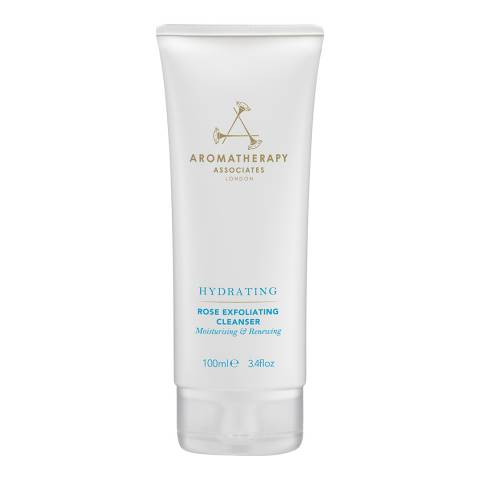 Aromatherapy Associates Hydrating Rose Exfoliating Cleanser 100ml