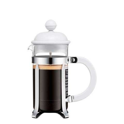 Bodum Shadow Grey 3-Cup Coffee Press, 350ml