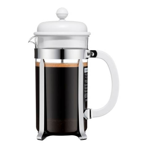 Bodum Shadow Grey 8-Cup Coffee Press, 1L