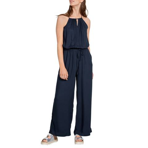 hush Navy Nellie Jumpsuit