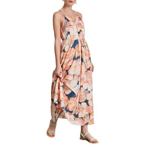 hush Floral Print Vail Maxi Dress