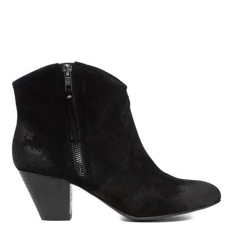 ASH Black Jayce Bis Ankle Boots