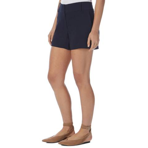 Reiss Navy Tailored Shorts