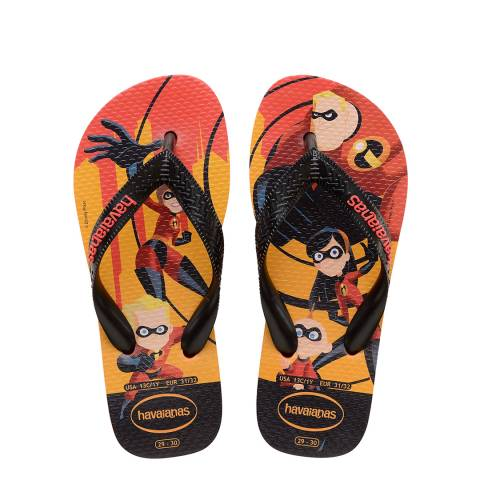 Havaianas Kid's Strawberry Incredibles Flip Flops