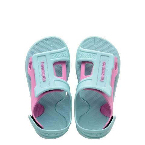 Havaianas Kid's Ice Blue Move Sandals